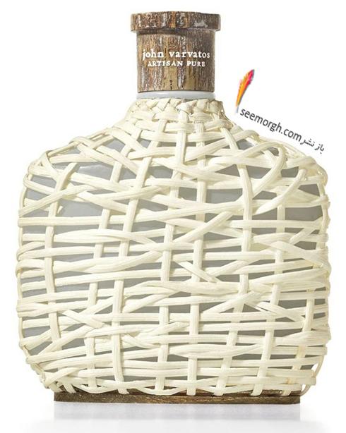 بهترين عطرهاي مردانه براي زمستان 2018 - عطر Artisan Pure از برند John Varvatos