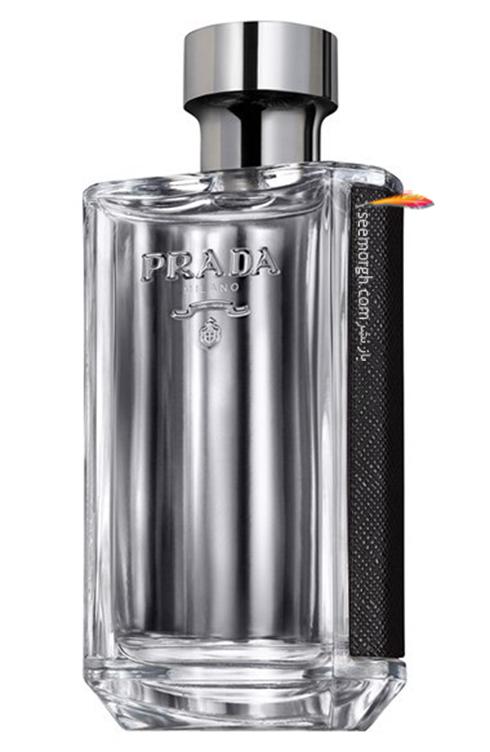 بهترين عطرهاي مردانه براي زمستان 2018 - عطر L'Homme از برند پرادا Prada