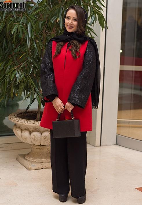 مدل مانتو بازیگران در افتتاحیه جشنواره فجر