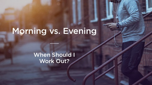 بهترين زمان براي ورزش کردن + تغذيه مناسب در زمان ورزش