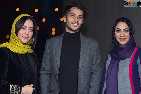 مونا فرجاد, مهدی صبایی و بهاره کیان افشار در جشنواره فجر 96