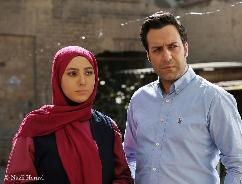 مهسا کاشف در سریال آنام