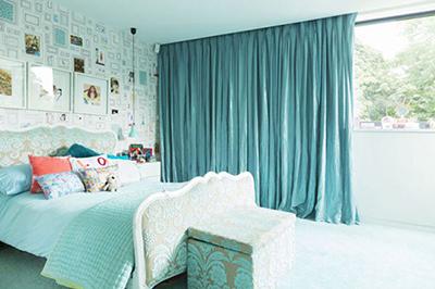 رنگ های آرام بخش برای اتاق های ساکت