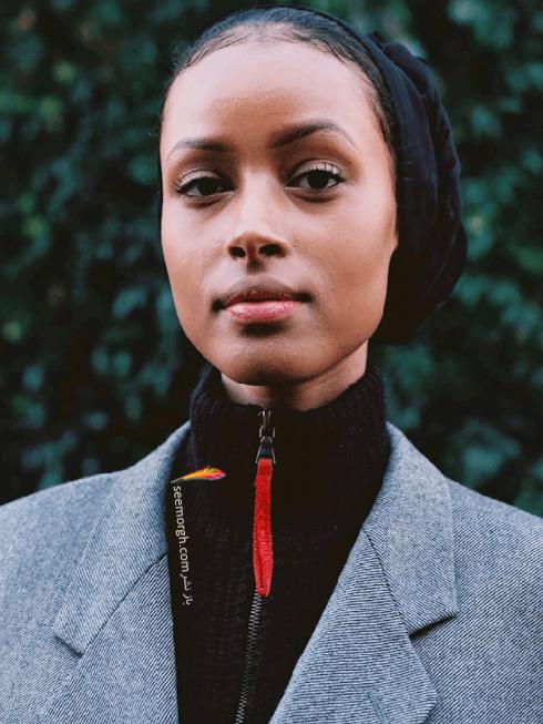 شهيرا يوسف Shahira Yusuf مدل محجبه در لندن - عکس شماره 1
