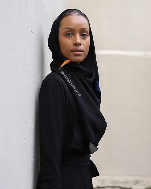 شهيرا يوسف Shahira Yusuf مدل محجبه 20 ساله در لندن - عکس شماره 6