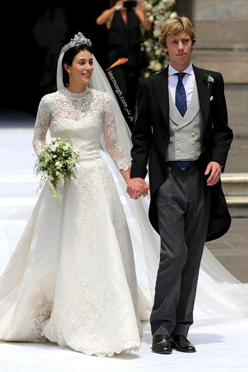 پرنس کریستین Christian و الساندرا د اسما از Alessandra de Osma هانوفر