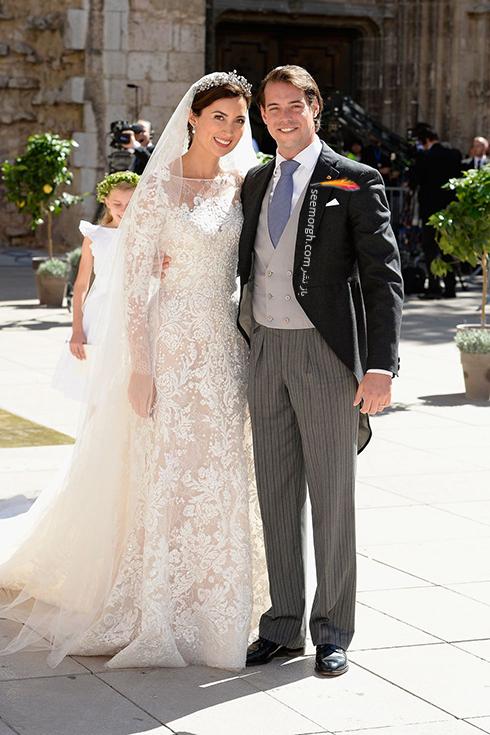 پرنس فیلیکس Felix و پرنسس کلاری Claire از لوکزامبورگ