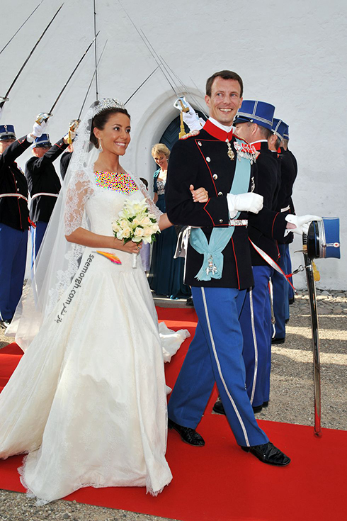 پرنس Joachim و پرنس  ماری Mari از دانمارک