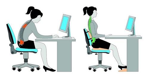 نکاتي مهم در رابطه با ارگونومي محل کار