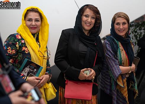 پانته آ بهرام و فاطمه معتمدآریا در جشنواره جهانی فجر
