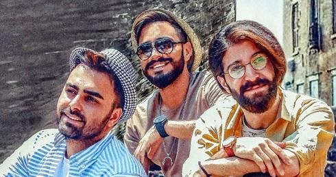 حمید هیراد در گروه پازل بند