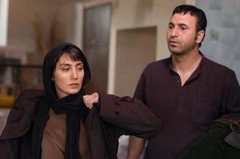 هدیه تهرانی در فیلم چهارشنبه سوری