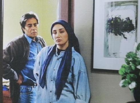 هدیه تهرانی در فیلم کاغذ بی خط