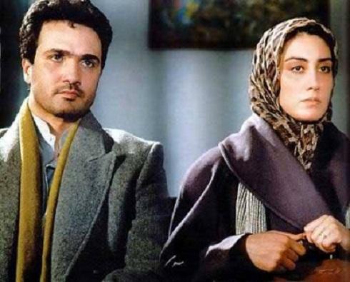 هدیه تهرانی در فیلم قرمز