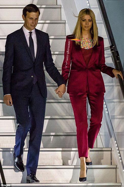 ست کردن کت و شلوار به سبک ایوانکا ترامپ Ivanka Trump - عکس شماره 1