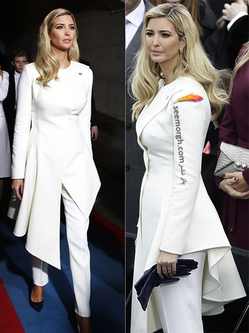 ست کردن کت و شلوار به سبک ایوانکا ترامپ Ivanka Trump - عکس شماره 2