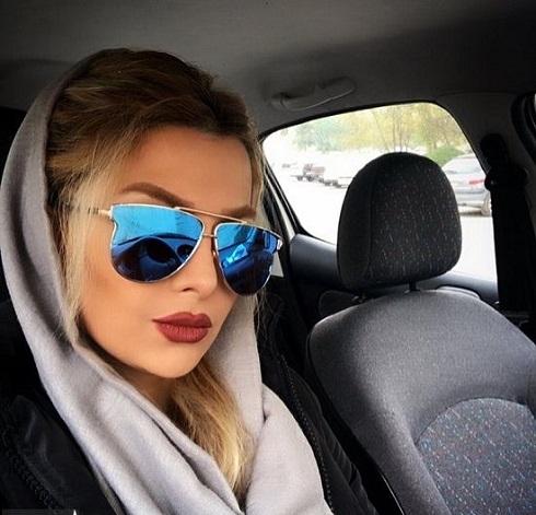 مونا فائزپور مدلینگ