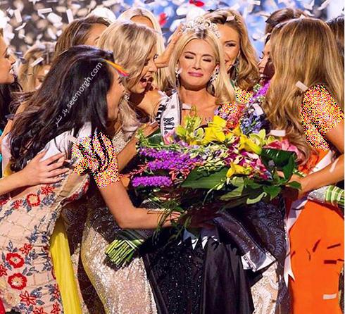 سارا رز سامر Sarah Rose Summers دختر شایسته آمریکا 2018 - عکس شماره 1