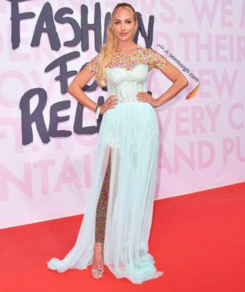 مدل لباس مریم اوزرلی Meryam Uzerli در جشنواره کن 2018 Cannes - عکس شماره 1