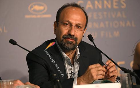 اصغر فرهادی در نشست خبری فیلم همه می دانند جشنواره کن 2018