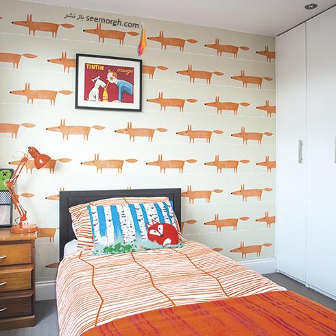 عکس اتاق خواب پسرانه شماره 13