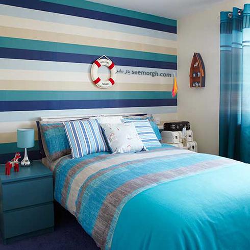 عکس اتاق خواب پسرانه شماره 1
