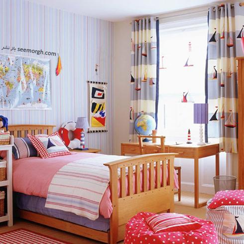 عکس اتاق خواب پسرانه شماره 5