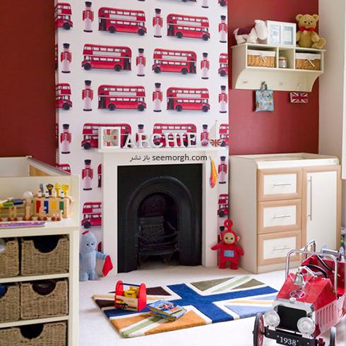 عکس اتاق خواب پسرانه شماره 3