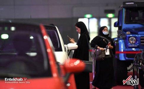 خرید خودرو های لوکس توسط زنان عربستانی