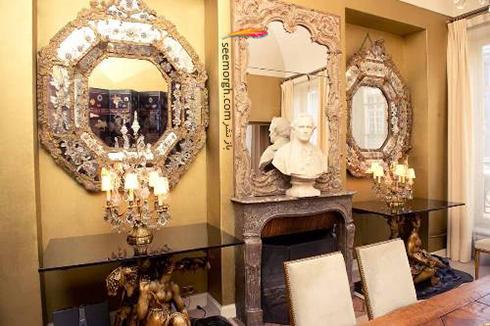 دکوراسیون داخلی آپارتمان گابریل کوکو شنل Gabrielle Coco Chanel - عکس شماره 3
