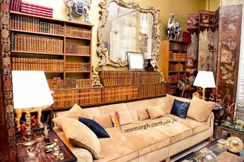 دکوراسیون داخلی آپارتمان گابریل کوکو شنل Gabrielle Coco Chanel - عکس شماره 5