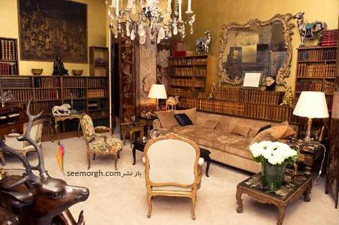 دکوراسیون داخلی آپارتمان گابریل کوکو شنل Gabrielle Coco Chanel - عکس شماره 6