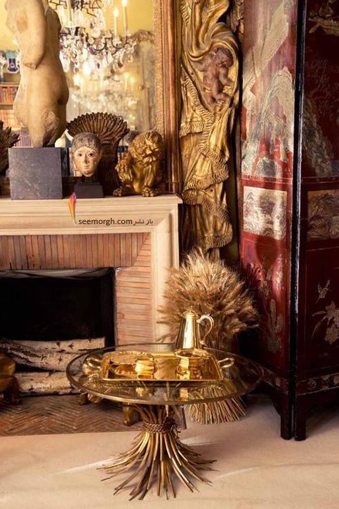دکوراسیون داخلی آپارتمان گابریل کوکو شنل Gabrielle Coco Chanel - عکس شماره 9