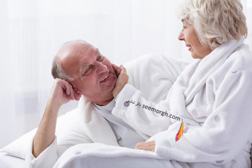 علت رابطه جنسی دردناک بعد از 50 سالگی و راه حل آن