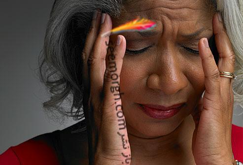 نشانه های جسمی افسردگی را بشناسید