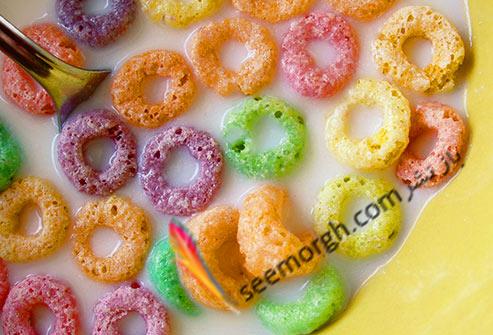غذاهای خوشمزه و وسوسه برانگیز که باید از رژیم غذایی حذف شوند