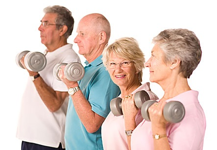 حفظ تناسب اندام با افزایش سن