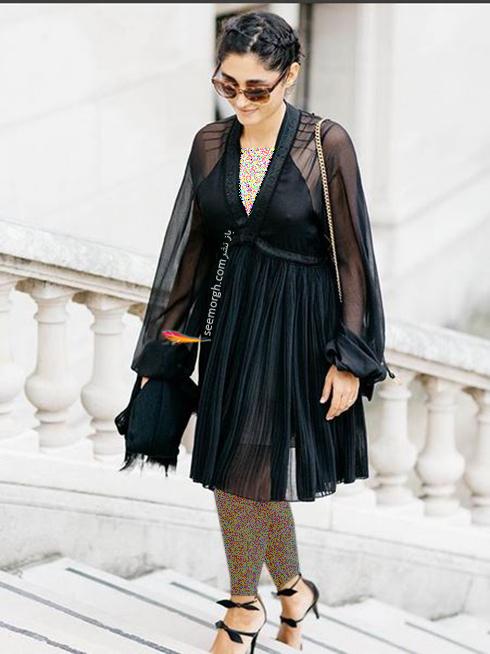 مدل لباس گلشیفته فراهانی Golshifte Farahani از برند کلوئه Chloe