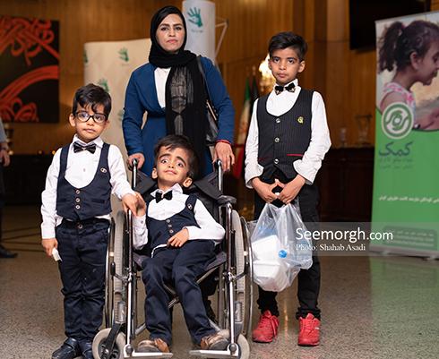 ضیافت افطاری خیریه مهر لیلا 2