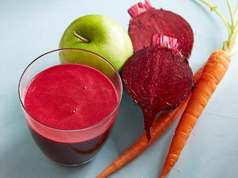 معجونی ضد سرطان با سیب و هویج و لبو بسازید