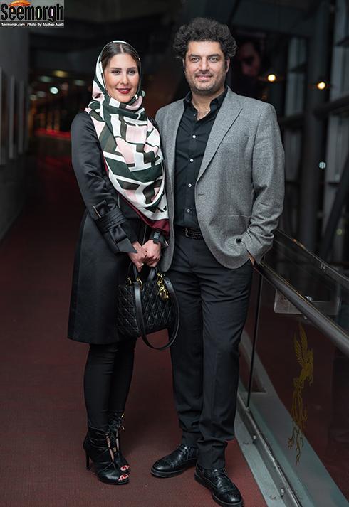 مدل مانتو جدید 97 به سبک عسل امیرپور، همسر سام درخشانی