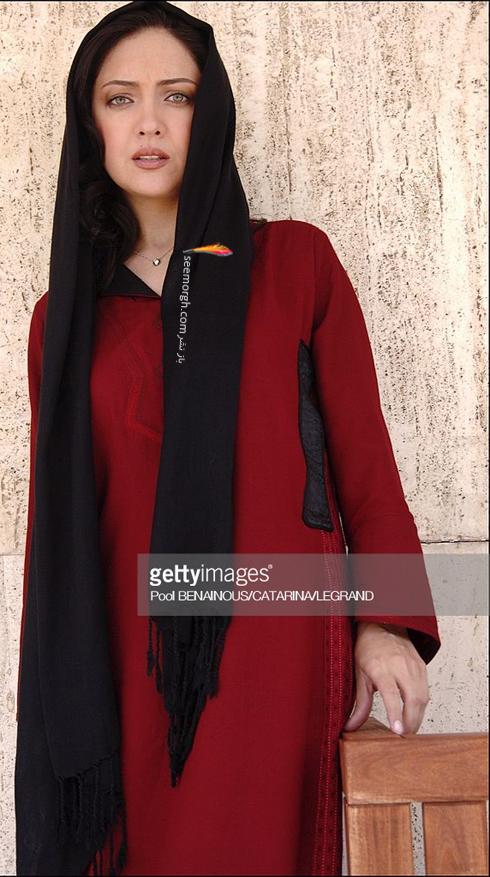 مدل لباس نیکی کریمی در 58 امین جشنواره کن Cannes