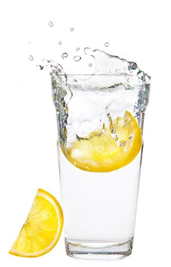 لاغری و تثبیت کاهش وزن فقط با نوشیدن آب کافی