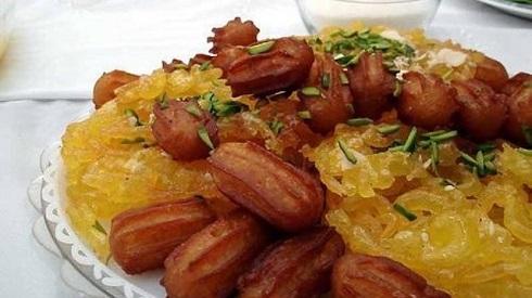 زولبیا و بامیه در ماه رمضان نخورید