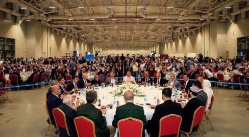 افطاری دردسرساز اردوغان در استانبول