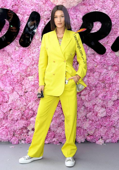 مدل لباس,جدیدترین مدل لباس,کدل لباس 2019,دیور,بلا حدید,کت و شلوار