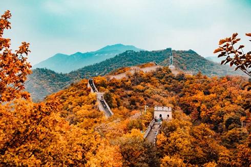 دیوارچین,دیوار پکن,جاذبه های گردشگری