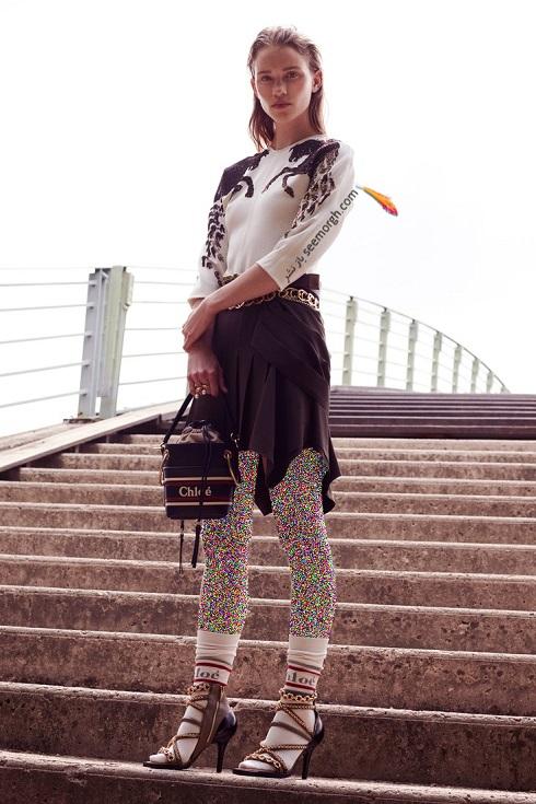 مدل لباس,جديدترين مدل لباس,جديدترين مدل لباس زنانه,مدل لباس زنانه از برند کلوئه Chloe