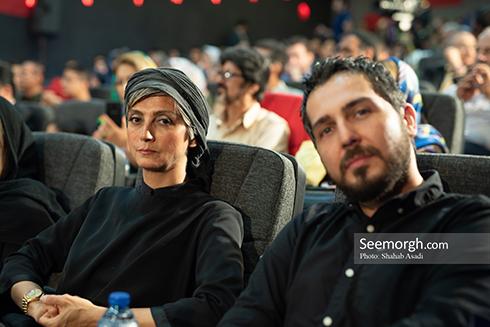 محمدرضا غفاری و رویا جاویدنیا