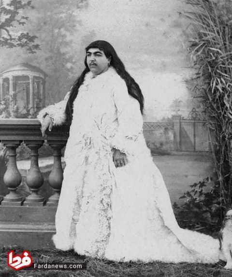 عصمتالدوله دختر ناصرالدین شاه